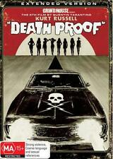 DEATH PROOF Extended Edition : NEW DVD