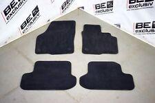Original VW Beetle 5C Fussmatten Stoffmatten schwarz Set RHD 5C2863011D
