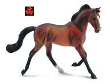 THOROUGHBRED BAY MARE - Toy Horse Model by CollectA 88477 - New with tag