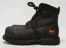 TIMBERLAND PRO SERIES STORM FORCE WATERPROOF COMPOSITE TOE  89643 BOOTS 8W NEW!
