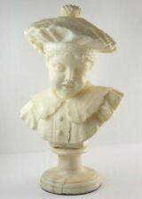 White Bust Art Sculptures