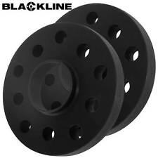Spurverbreiterung schwarz 20mm 5/100 für Seat Leon Typ 1M