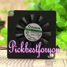 SUNON GB0545AFV1-8 Laptop cooling fan DC5V 0.35W 45*45*9.3mm 2wire #MC13 QL