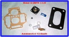 Weber 32 DMTR 1-3-20,rep.kit, Autobianchi, a 112, Abarth