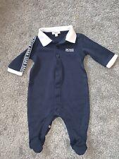 Hugo boss babygrow 1 Month