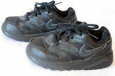 NIKE athletic canvas FLASH RUNNER SHOES Youth size 6C  Y249