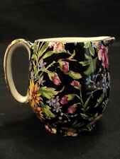 "BEAUTIFUL ROYAL WINTON ""NANTWICH"" CHINTZ DEMITASSE CREAMER, c. 1950's"