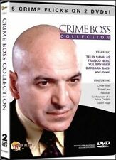 Crime Boss Collection [2 DVD] DVD DUKE