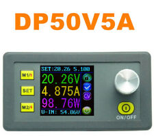 DP50V5A Digital LCD Programmable Step-down Regulated Power Supply Module New US