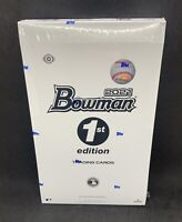 2021 Bowman Baseball 1st Edition Sealed Hobby Box Topps Cards 24 Packs MLB