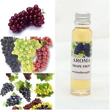 1PC.GRAPE AROMA ESSENTIAL OIL FOR DIFFUSER AND SPA BATH AND CANDLE LAMP