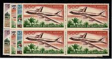 Dahomey Scott C20-C23 Mint NH blocks
