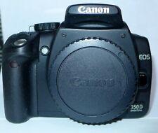 Canon EOS 350D/Rebel XT 8.0MP Fotocamera Reflex Digitale (Solo Corpo) Flash non funzionante