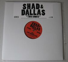 "SHAD & DALLAS - Two Songs 12"" CITY AND COLOUR *RAR* Alexisonfire"