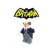 DC COMICS BATMAN FIGURE 1966 TV SERIES MINIFIGURE USA SELLER