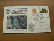 1989 Pilgrim Photo Cover: The Braemar Gathering, Royalty