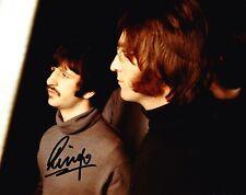 Ringo Starr  Autograph , Original Hand Signed Photo
