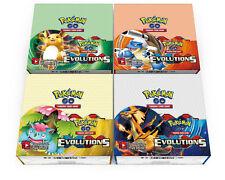 36 packs 324X Pokemon Rare English Break Point EX CARD Game TCG Booster Box Toys