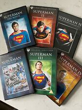 The Christopher Reeve Superman DVD Collection 2006, 9-Disc Box Set