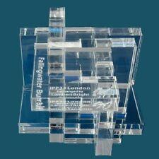 Fallingwater Burr complex interlocking burr puzzle