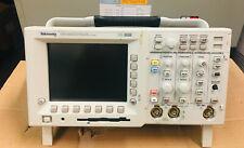 Tektronix TDS 3012 Two Channel Color Digital Oscilloscope Phosphor 100Mhz 1.25