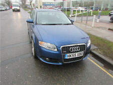 AUDI A4 2006 -BREAKING FOR PARTS -6 SPEED MANUAL GEARBOX -1968CC DIESEL HCF