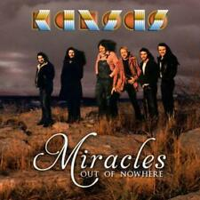 Kansas - Miracles Out of Nowhere (CD/DVD) - CD