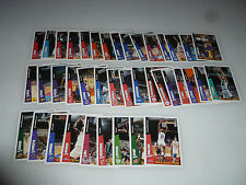 1996 96-97 UD CHOICE SLAM DUNK SERIES 40 CARD SET NBA NESTLE MICHAEL AIR JORDAN