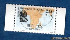 N°2518 - TIMBRE NEUF Suffren 1729-1788 France 1988