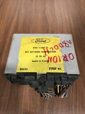 Ford Motor ECU Engine Steuergerät Module Unit 91AG14A093CC