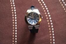 LADIES  QUALITY BLUE ASCOT WATCH,NEW BATTERY FITTED,KEEPING TIME