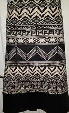 Tribal Chevron Scuba Skirt, 22/24