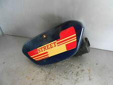 MINSK  REGENT STREET 125 1979 125CC 2T TWO STROKE AIR FILTER TOOL BOX ASSEMBLY