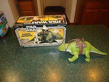 Vintage Star Wars Kenner Patrol Dewback in Original Box!