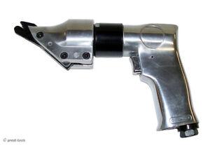AIR SHEARS - sheet metal cutter fabrication tool tools pneumatic shear cut