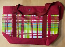 New listing 4 Sachi Cold Hot Thermal Insulated Tote Cooler Bag Large Handles Straps 21x15