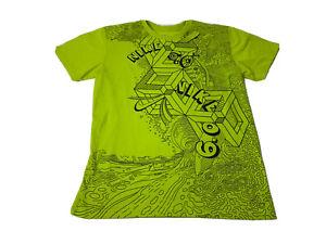 Nike 6.0 Youth XL 18 - 20 Apple Green Short Sleeve Crew Neck T Shirt EUC