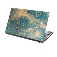 "TaylorHe Laptop Skin 13-14"" Vinyl Sticker Decal Cover Glitters Sparkles in Sky"