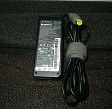 Lenovo Genuine 65 Watt 3.25A AC/DC Power Adapter/Charger for ThinkPad IBM