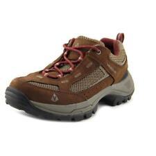 Scarpe da donna trekking, escursioni, arrampicate con tacco basso (1,3-3,8 cm) marrone
