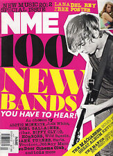 NME UK 7 January 07/01/2012 100 NEW BANDS Lana Del Rey Poster The Maccabees