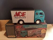 ACE HARDWARE 1949 WHITE TILT CAB TRUCK, ERTL Collectibles 1:43 New in opened box