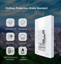 COMFAST Outdoor Wireless Repeater 1300Mbps Extender AP 802.11 Signal Gigabit