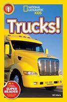 National Geographic Readers: Trucks by Mara, Wil