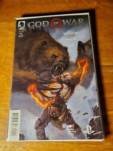 God Of War #1 - Dark Horse Comics - NM