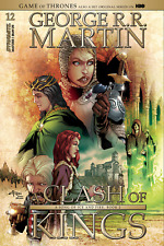 Game of Thrones: Clash of Kings #12 CVR B Dynamite Comics NM George RR Martin