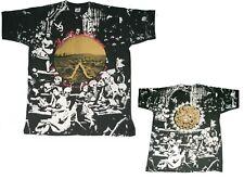 VTG Original Black Crowes High As The Moon Tour Print Skeletons 1993 T-Shirt XL