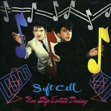 Soft Cell Non-stop erotic cabaret (1981; 12 tracks) [CD]