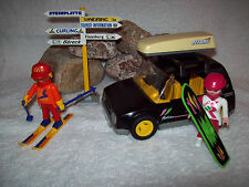 Playmobil Citycar/Jetbag 3693-A/1992, ohne OVP!