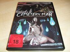 Dellamorte Dellamore - UNCUT DVD Michele Soavi Cemetery Man Italo-Horror NEW
